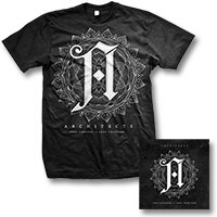IMAGE | Various Artists - Lost Forever // Lost Together CD & Album Tee