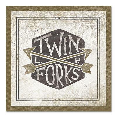 Twin Forks - Twin Forks Self Titled - CD