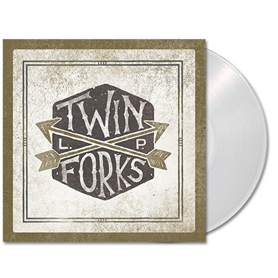 IMAGE | Twin Forks - Twin Forks- LP (Clear)