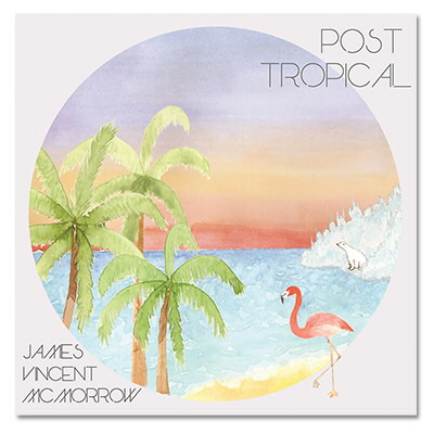 vagrant - Post Tropical - CD