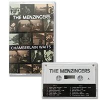 IMAGE | The Menzingers - Chamberlin Waits - Cassette Tape