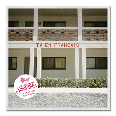 We Are Scientists - TV En Français CD