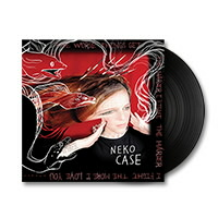 IMAGE | Neko Case - The Worse Things Get... LP