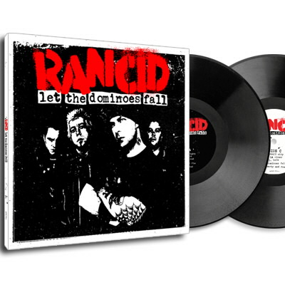 Rancid - Let The Dominoes Fall 2xLP