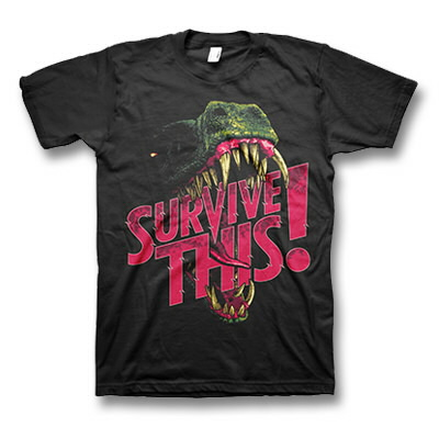 epitaph-records - Dinosaur T-Shirt