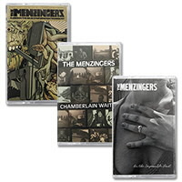 IMAGE | The Menzingers - Cassette Tape Bundle