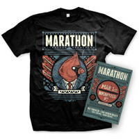 IMAGE | Marathon - Ticket and Men's Tee