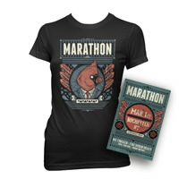 IMAGE | Marathon - Ticket and Women's Tee