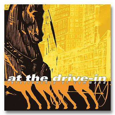 At The Drive In - Relationship of Command - CD