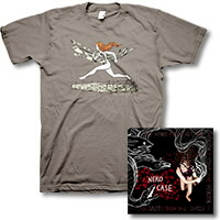 IMAGE | Neko Case - The Worse Things Get... Deluxe CD & On The Run Tee - Mens