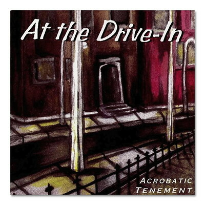 At The Drive In - Acrobatic Tenement - CD