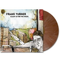 IMAGE | Frank Turner - Sleep Is For The Week - LP (Brown)