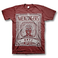 IMAGE | The Menzingers - Roman Eyes Tee