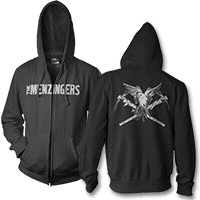 IMAGE | The Menzingers - Canary Hoodie