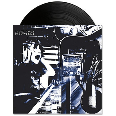 "Chuck Ragan - Non Typical 7"" (Black)"