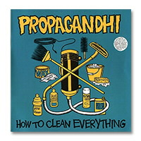 IMAGE | Propagandhi - PROP How to Clean Everything CD - Remastered - CD