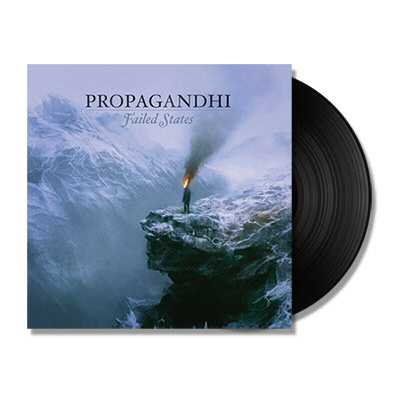 IMAGE | Propagandhi - Failed States LP (black)