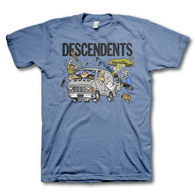 Descendents - Van Tee