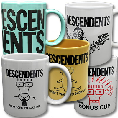 Descendents Mug Set