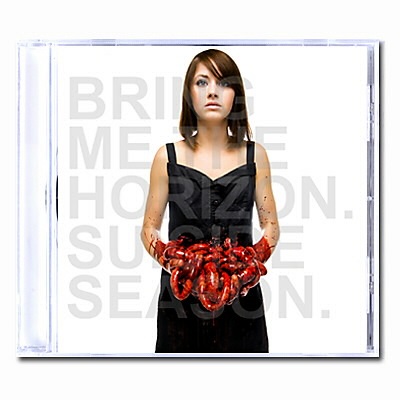 Bring Me The Horizon - Suicide Season - CD