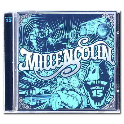 millencolin - Machine 15 CD