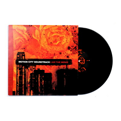 Motion City Soundtrack - I Am The Movie LP (Black)