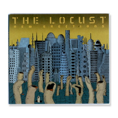 The Locust - New Erections - CD