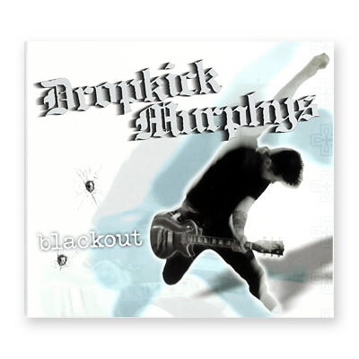 Dropkick Murphys - Blackout CD