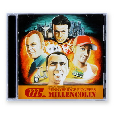 millencolin - Pennybridge Pioneers CD