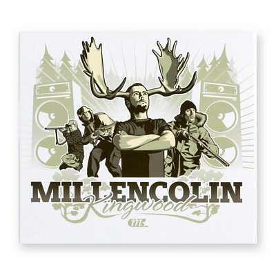 Millencolin - Kingwood CD