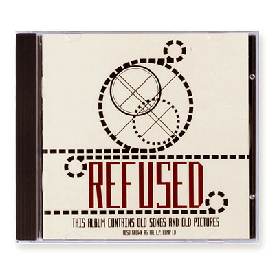 Refused - This Album Contains Old Songs & Old Pictures - CD