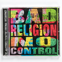 IMAGE | Bad Religion - BR No Control CD