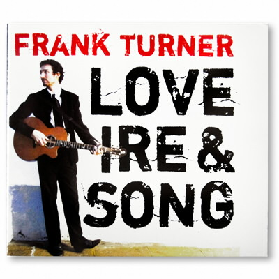 IMAGE | Frank Turner - Love Ire & Song - CD