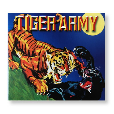 Tiger Army - Tiger Army CD