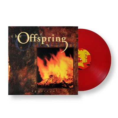 The Offspring - Ignition - LP - Red