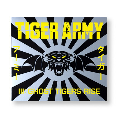 Tiger Army - III: Ghost Tigers Rise CD
