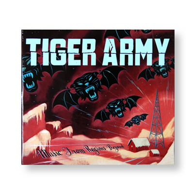Tiger Army - Music From Regions Beyond CD