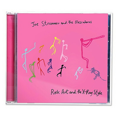 Joe Strummer & The Mescaleros - Rock Art & The X-Ray Style - Remastered Deluxe CD
