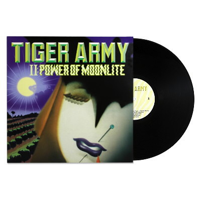 Tiger Army - LP-II: Power of Moonlite -Black