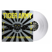 IMAGE | Tiger Army - LP-III: Ghost Tigers Rise - Black