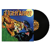 IMAGE | Tiger Army - Tiger Army S/T - LP - Black