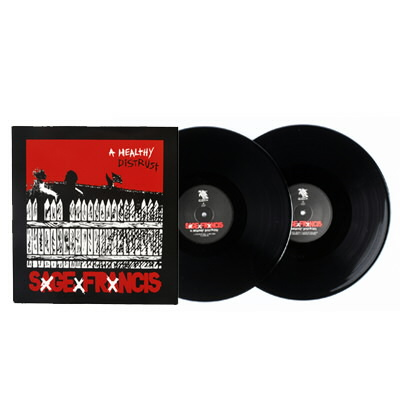 anti-records - A Healthy Distrust - 2xLP