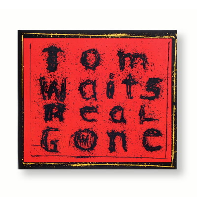 Tom Waits - Real Gone - CD