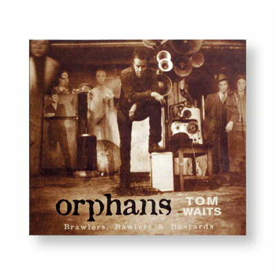Tom Waits - Orphans - 3xCD Set