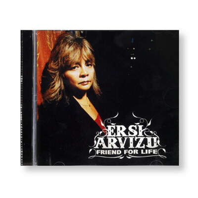 anti-records - Ersi Arvizu - Friend For Life CD