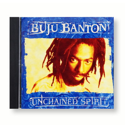 Buju Banton - Unchained Spirit CD