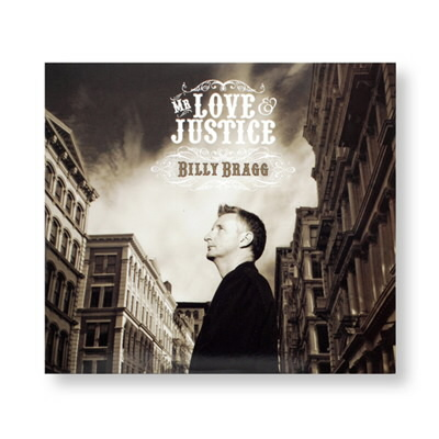 Billy Bragg - Mr. Love & Justice - 2xCD Deluxe Set