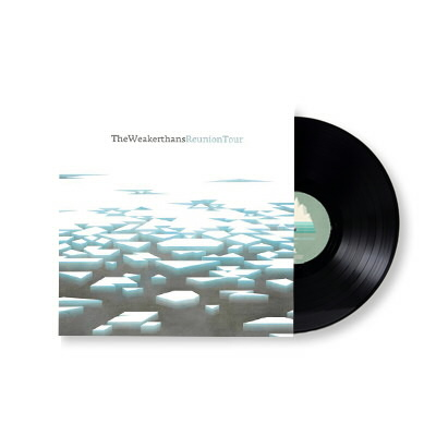 The Weakerthans - Reunion Tour (180gm) - LP