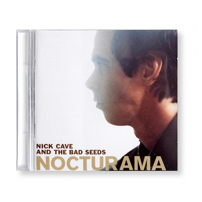 Nick Cave and The Bad Seeds - Nocturama - CD (w/DVD)