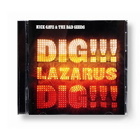IMAGE | Nick Cave and The Bad Seeds - Dig, Lazarus, Dig!!! - CD